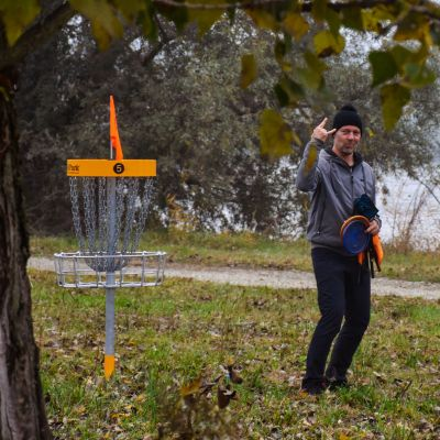 Što je disc golf?